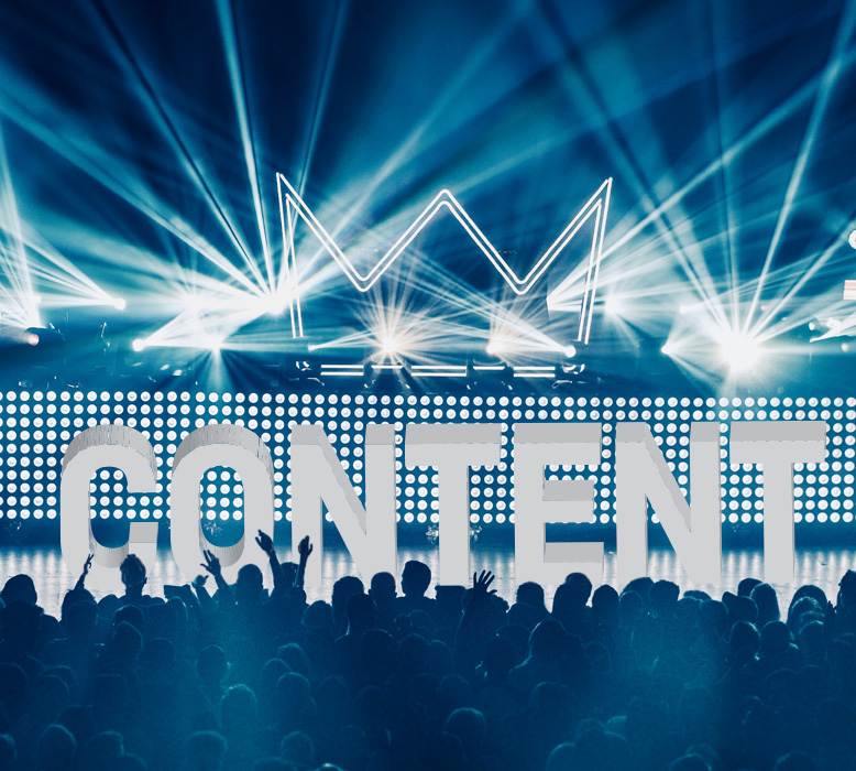 Your content needs to be front and centre, here's why