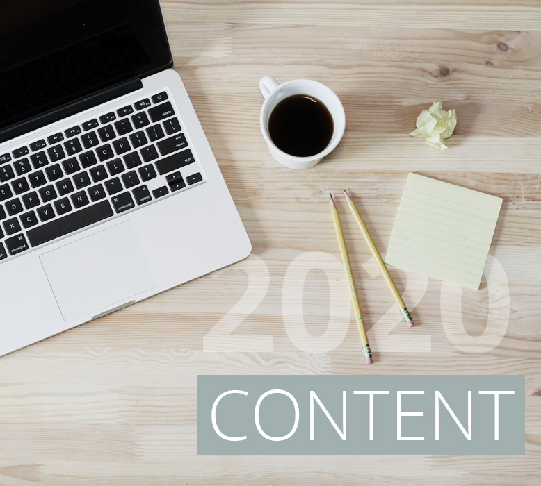 Nail your company's 2020 content marketing strategy