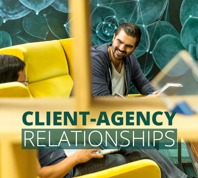 Firewater's four pillars of client-agency relationships