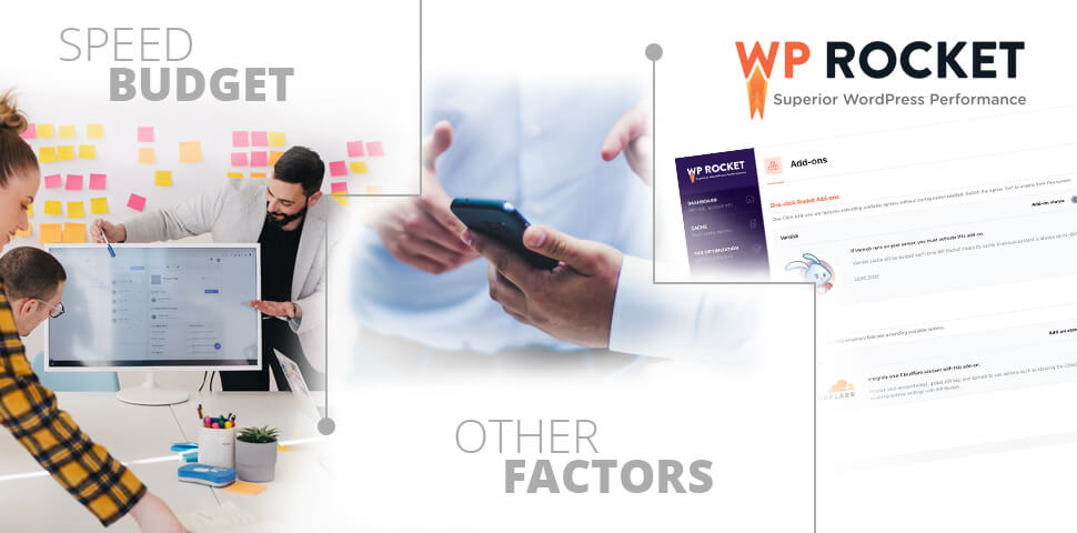 Factors for speed - WP rocket